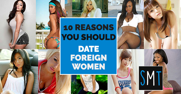 Women You Are Foreign 74